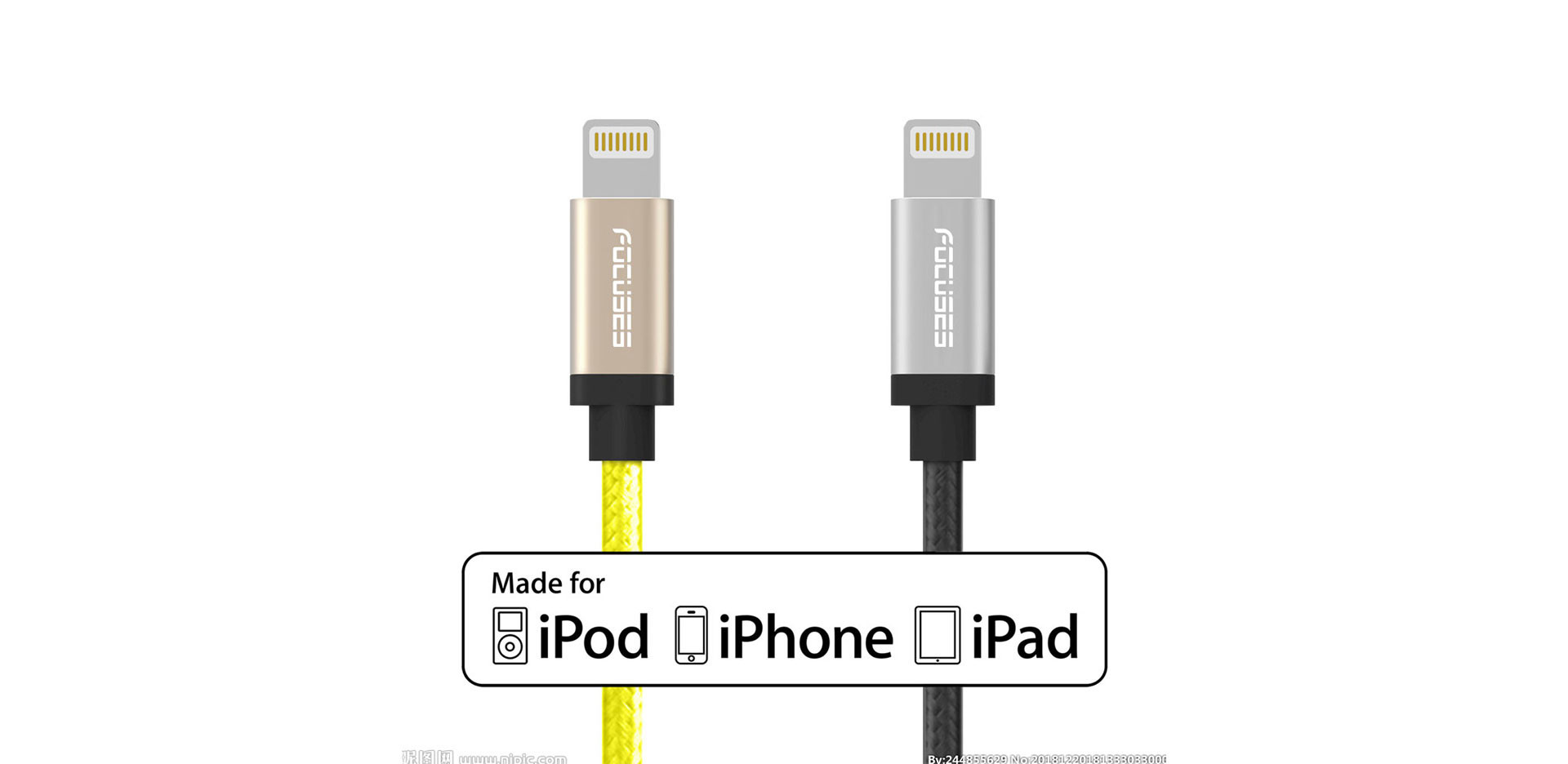 Latest company case about Apple's new USB-C to Lightning Data Charging Cable
