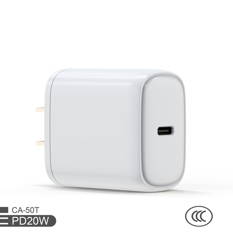 CCC 20W USB C Phone Charger Support PD Fast Charging
