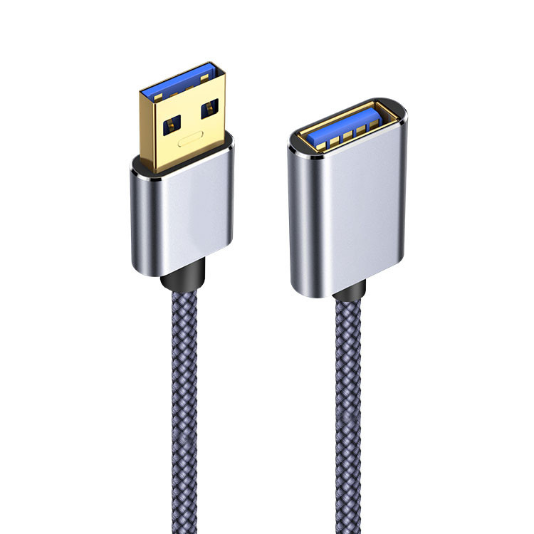 0.5M USB Data Extension Cable Male To Female For Flash Disk